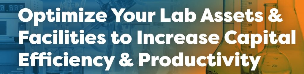 Optimize Your Lab Assets Banner